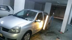 Gezici Mobil Arabayla Göçük düzeltme Servisi